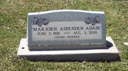 Marjorie Ashenden Adair