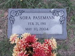 Nora Ella <i>Newman</i> Pasemann