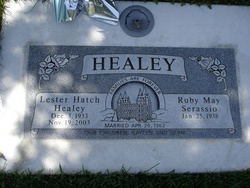 Lester Hatch Healey