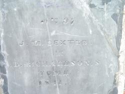 J M. Dexter