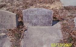 Fred Cecil