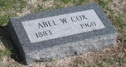 Abel W Cox