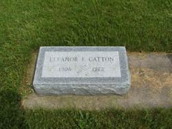 Eleanor Edith <i>Lodge</i> Catton
