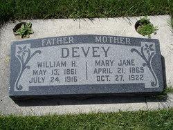 William Henry Devey