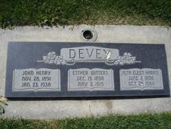 Alta Eleen <i>Harris</i> Devey