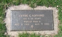 Clyde C Asplund