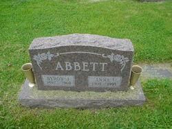 Anna I. Abbett