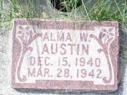 Alma William Austin
