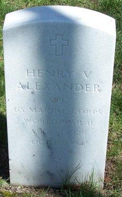 Henry V Alexander