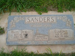 Clarence Sanders