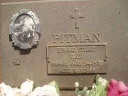 Edward Stewart Teddy Pitman
