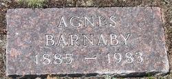Agnes C. <i>Hansen</i> Barnaby
