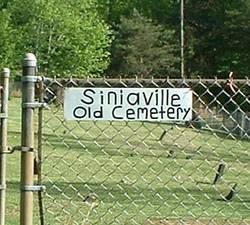 Old Siniaville Cemetery