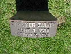 Conrad Meyer Zulick