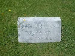 John W. Ballard