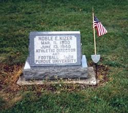 Noble Ethan Kizer, Sr