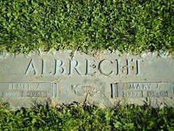 Mary Josephine <i>Place</i> Albrecht