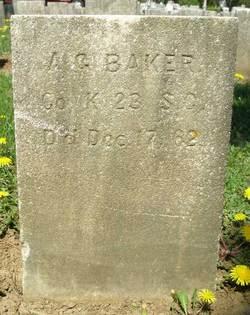 A. G. Baker
