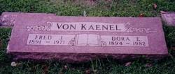 Dora Ethel <i>Mahood</i> VonKaenel