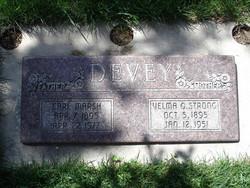 Earl Marsh Devey