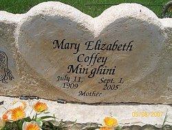 Mary Elizabeth <i>Coffey</i> Minghini