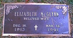 Elizabeth Catharina Betty <i>Pendergest</i> McGlynn