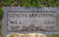 Geneive Armstrong