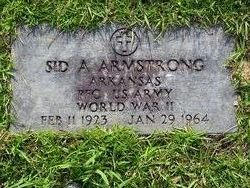 Sid A. Armstrong