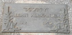 Allan Scotty Alexander