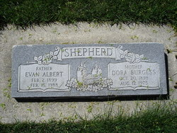 Dora <i>Burgess</i> Shepherd