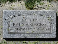 Emily Ann <i>Jeffery</i> Burgess