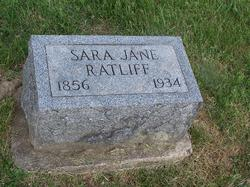 Sarah Jane Ratliff