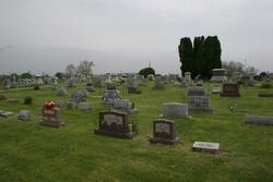 College Corner Cemetery
