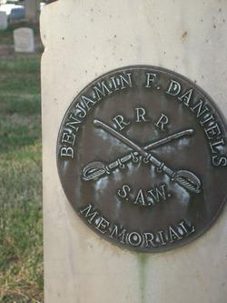 Pvt Benjamin Franklin Daniels