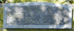 Clarence Burgess