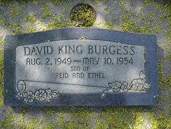 David King Burgess