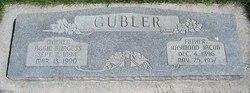 Aggie <i>Burgess</i> Gubler