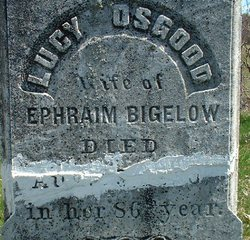 Lucy <i>Osgood</i> Bigelow