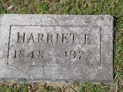 Harriet E. Peterson