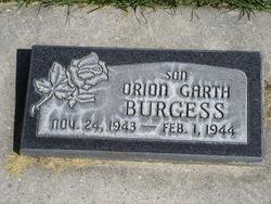 Orion Garth Burgess