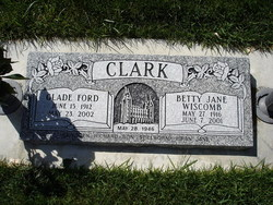 Glade Ford Clark