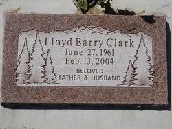 Lloyd Barry Clark