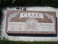 Lloyd Grant Clark
