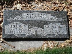 Ada Jane <i>Mellor</i> Adams
