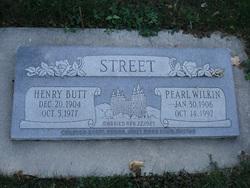 Pearl Hannah <i>Wilkin</i> Street