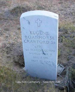 Eugene Roanhorse Crawford, Sr