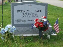 Rodney L Back