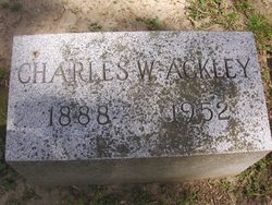 Charles W. Ackley