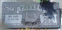 Mary Ilene <i>Mitchell</i> Parker