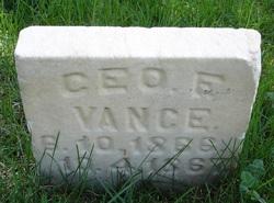 George Frank Vance